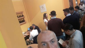 Birra San Biagio a Vinitaly