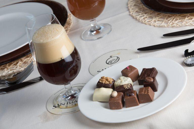 come abbinare birra ai dessert cioccolatini
