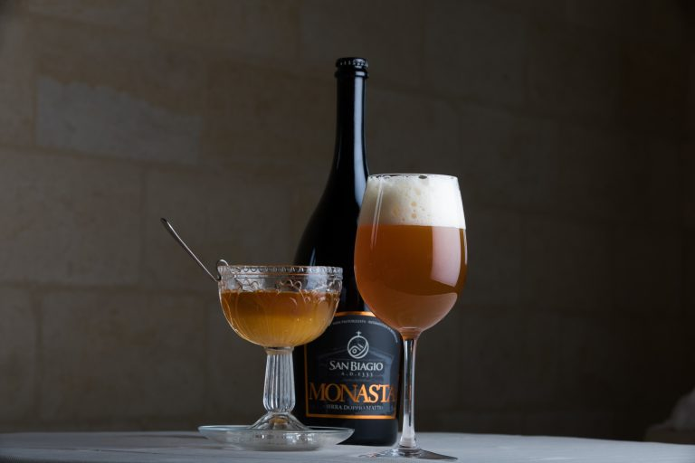 birra al miele san biagio