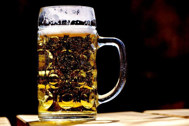 birre artigianali chiare boccale