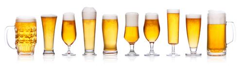 come versare birra artigianale tipi di bicchieri