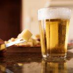 stuzzichini per birra cubetto di formaggio