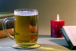 frasi sulla birra candela