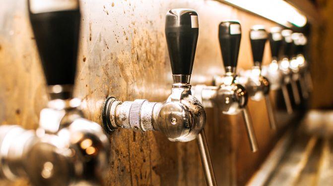 come conservare la birra artigianale rubinetti