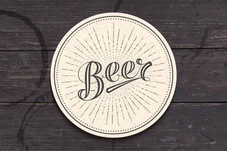 storia sottobicchieri birra beer