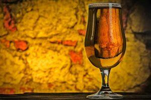 bere birra con antibiotico