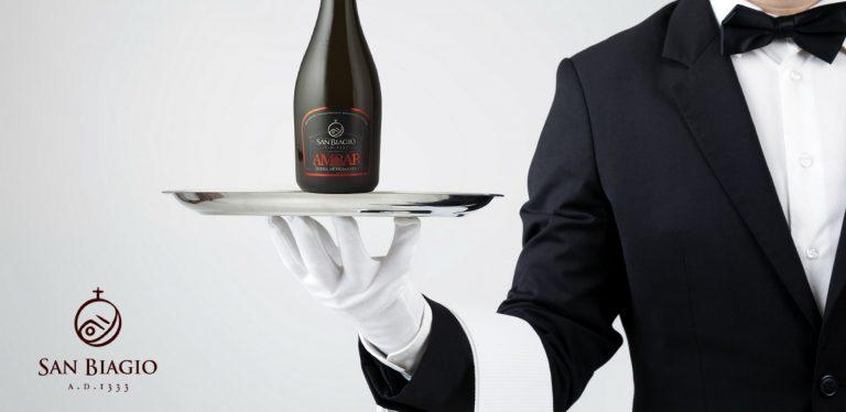 birra artigianale e ristoranti stellati cameriere