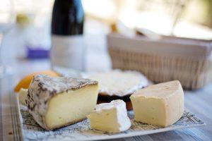 birra e formaggio vassoio