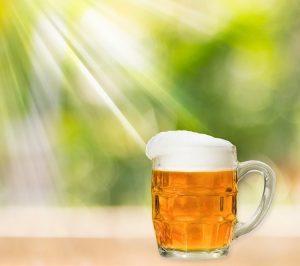 degustare birra con schiuma