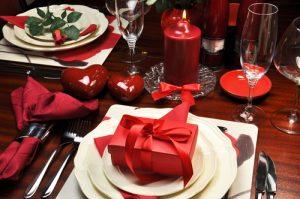 menu san valentino gourmet tavola